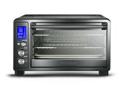 Farberware Digital 6 Slice Convection Toaster Oven -Black St