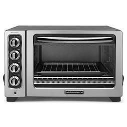 "KitchenAid  12"" Convection Countertop Oven Silver RKCO234CU"