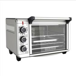 Convection Oven Toaster Kitchen Countertop 1500W 6 Slice 12""