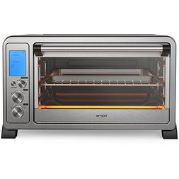 hOmeLabs Convection Toaster Oven - 6 Slice Countertop Stainl