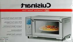 Cuisinart Convection Toaster Oven Digital ~ NEW 1800W TOB-26