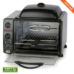 Convection Toaster Oven Useful Fast Easy Compact Food Cook G