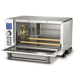 Convection Toaster Oven with Broiler Smart Deluxe 1800 W 6-S