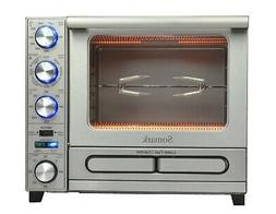 Somark Rotisserie Convection Dual-Chamber Oven With Fast Piz