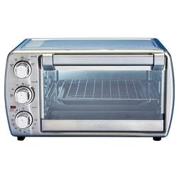 Oster Countertop Oven with Convection, Stainless Steel