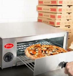 Countertop Pizza Oven Snack Cooker Stainless Steel Kitchen C