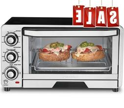 Cuisinart Countertop Stainless Steel Toaster Oven Broiler Sm