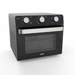 Oster Countertop Toaster Oven with Air Fryer, Black Electric
