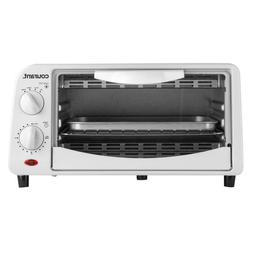 Courant TO942W 4-slice Countertop Toaster Oven - White
