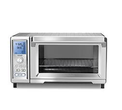 Cuisinart CTO-520PC Toaster Oven Stainless Steel Stainless S