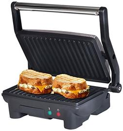 NEW ELITE CUISINE 3 in 1 TRIPLE FUNCTION PANINI, 180* INDOOR