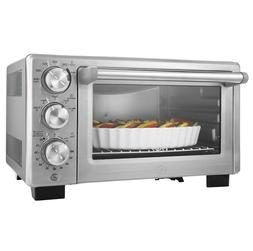 Oster Designed for Life 6-Slice Convection Toaster Oven, Bru