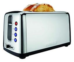 "Cuisinart ""The Bakery"" Dual Long Slot Artisan Bread Toaster"