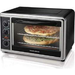 Electric Oven Large Capacity Counter Top Rotisserie Pizze Ca