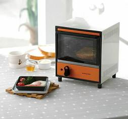 RECOLTE Electric Solo Mini Oven Toaster Japanese Appliance i