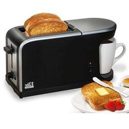 Elite Cuisine ECT-819 MaxiMatic 2-in-1 Dual Function Breakfa
