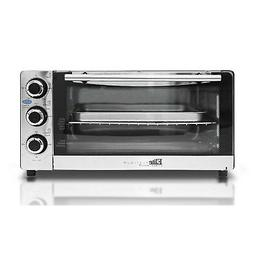 MaxiMatic Elite Platinum 6 Slice Stainless Steel Convection