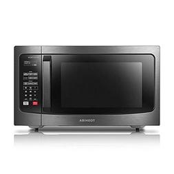 Toshiba EM245A5C-BS Microwave Oven with Inverter Technology,