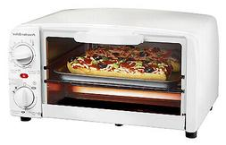 HAMILTON BEACH BRANDS INC Extra Large 4-Slice Toaster Oven/B