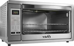 Countertop Convection Oven Extra Large Digital 90 Minute Tim