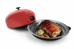 EZO-1010R oberdome Countertop Electric Roaster Oven with dom