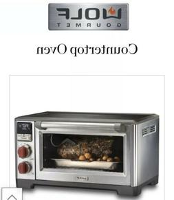 Wolf Gourmet WGCO100S Countertop Oven with Convection WITH R