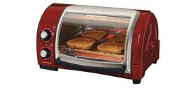 Hamilton Beach Easy Reach 31337 Electric Oven - Candy apple