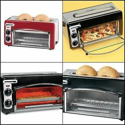 Hamilton Beach Top Quality Toastation 2-Slice Toaster and Mi