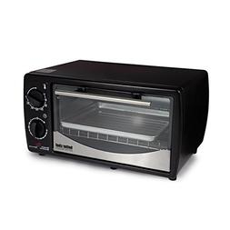 Better Chef IM-256B 9-Liter Toaster Oven Broiler Holds 4-Sli