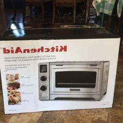 KitchenAid KCO273SS Stainless Steel 12-inch Digital Convecti