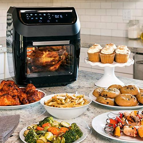 Best Choice Products 1700W 8-in-1 Fryer Oven, Kitchen 8