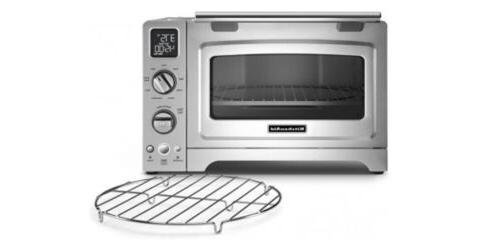"KitchenAid® 12"" Convection Countertop Steel"