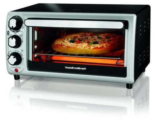 31142 toaster oven silver
