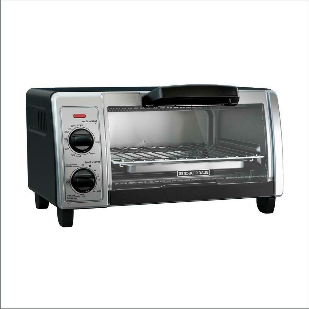 Toaster 4-Slice Stainless Control 4