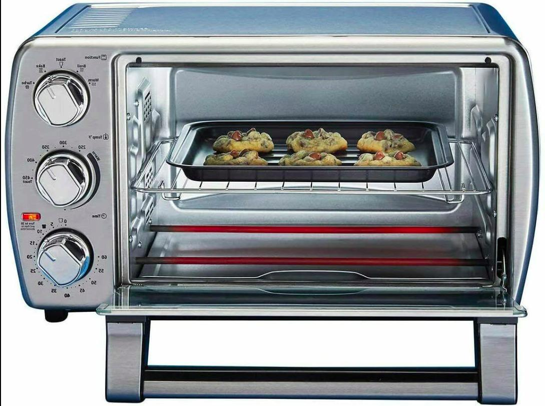 Oster Oven Silver