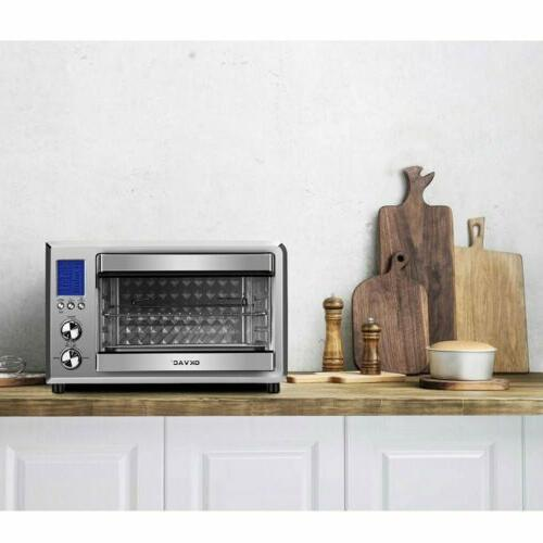 6 slice toaster oven convection toaster oven