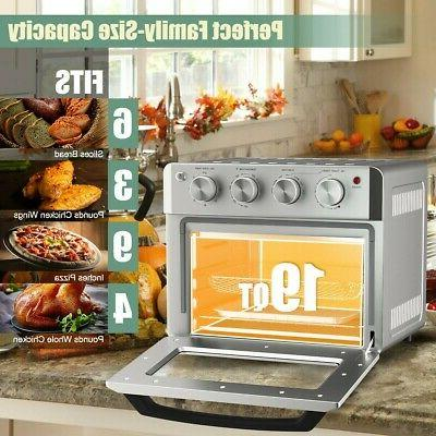 7-in-1 Air Oven Convection Ovens 5 Accessories