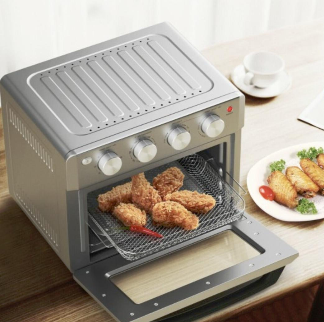 7-in-1 Air Fryer Oven QT Convection Accessories