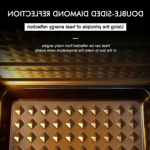 FREE Electric Oven 6 LCD Toaster