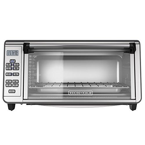 BLACK+DECKER TO3290XSD TO3290XSBD Oven Stainless Steel