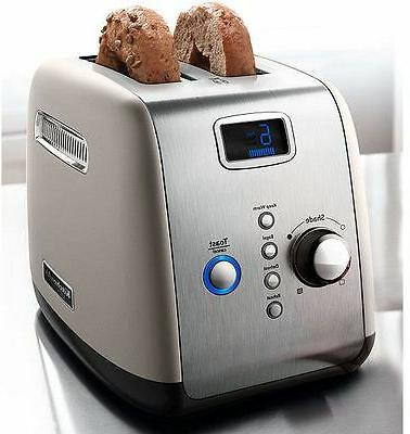 KitchenAid KMT223 2-Slice Toaster with One-Touch Lift/Lower