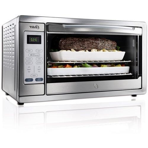 New Extra Large Stainless steel kitchen Contertop convection