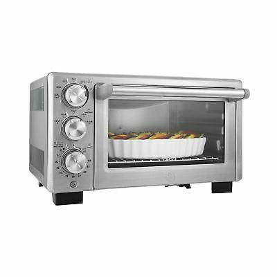 Oster Designed for Life 6-Slice Toaster Oven, Silver