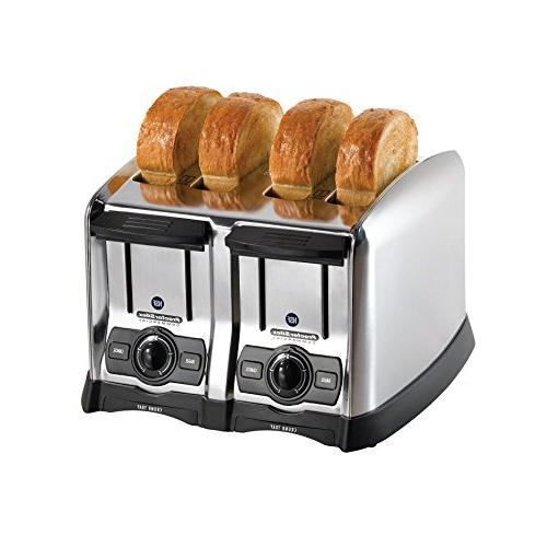 Proctor Silex  - 4 Slice Extra-Wide Slot Commercial Toaster