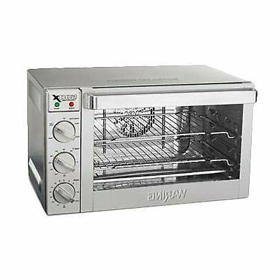Waring Commercial WCO500X 1/2-Sheet Pan Sized Convection Ove