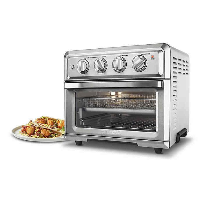 Cuisinart Air Fry Oven Electric Stainless Steel Toast Kitchen TOA-60