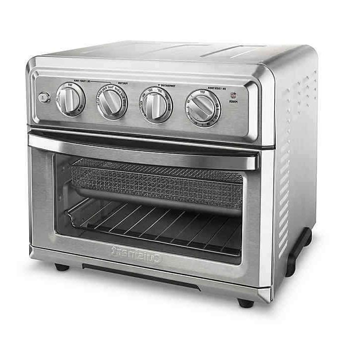 air fry toaster oven electric stainless steel