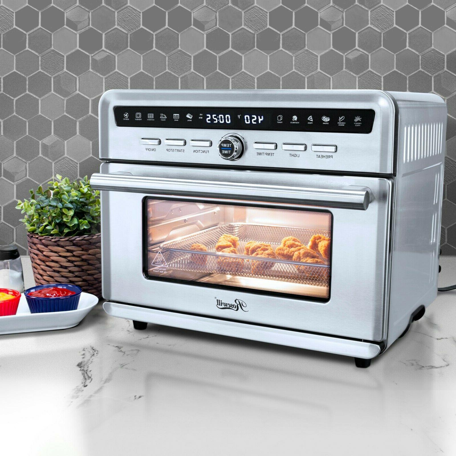 Rosewill Air Convection Toaster Size 26.4 Quart