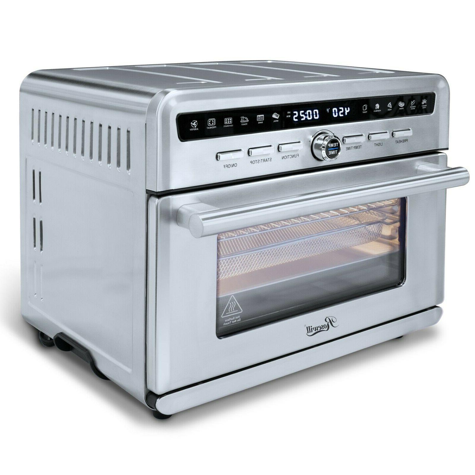 air fryer convection toaster oven family size