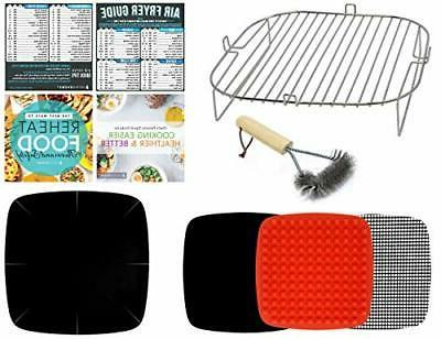 air fryer toaster oven accessories compatible
